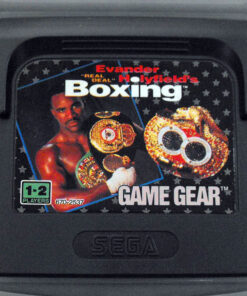 Evander Holyfield Boxing GAME GEAR