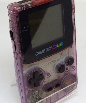 Consola Usada Nintendo Game Boy Color - Transparente