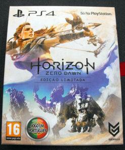 Horizon: Zero Dawn - Edição Limitada PS4
