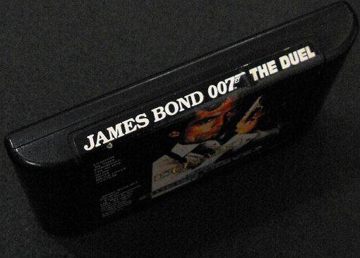 James Bond 007: The Duel CART MEGA DRIVE