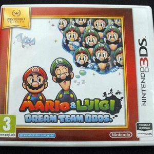 Mario & Luigi: Dream Team Bros 3DS