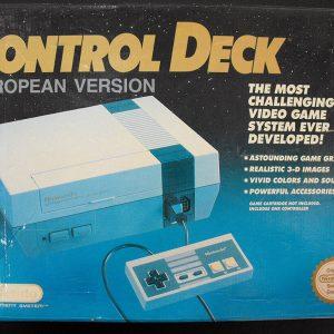 Consola Usada Nintendo Entertainment System - NES