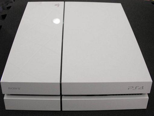 Consola Usada Sony Playstation 4 1Tb Branca