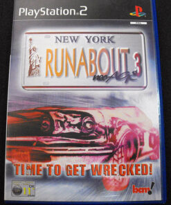 Runabout 3: Neo Age PS2