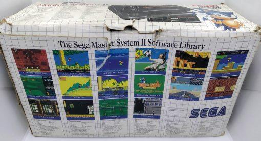 Consola Usada Sega Master System II - Caixa / AV MOD / 60hz MOD