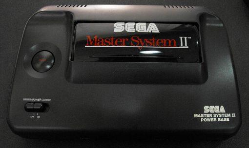 Consola Usada Sega Master System II