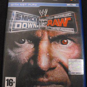 Smackdown vs Raw PS2