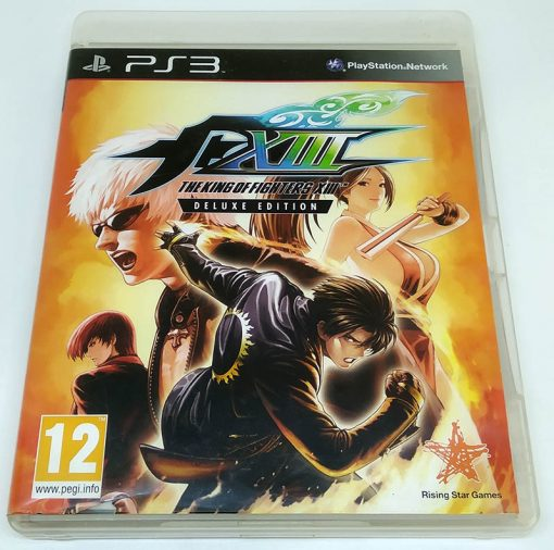 King of Fighters XIII - Deluxe Edition PS3