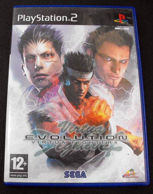 Virtua Fighter 4 Evolution PS2