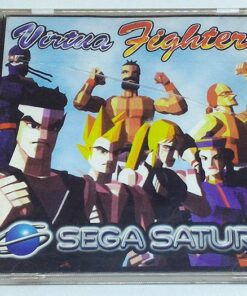 Virtua Fighter SEGA SATURN