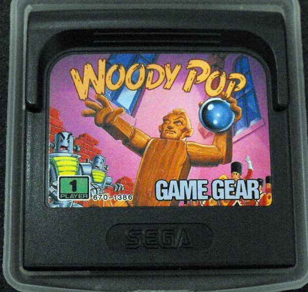 Woody Pop GAME GEAR