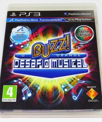 Buzz: O Grande Desafio Musical PS3