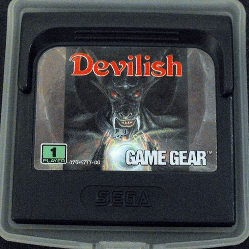Devilish GAME GEAR
