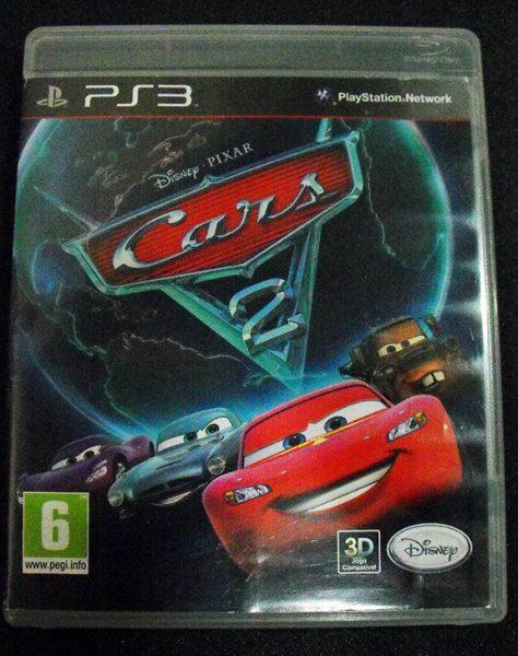 Disney Pixar Cars 2 PS3