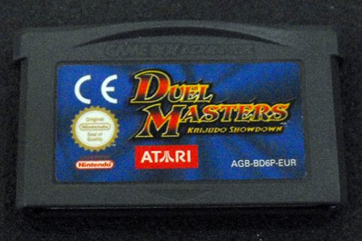 Duel Masters: Kaijudo Showdown GAME BOY ADVANCE