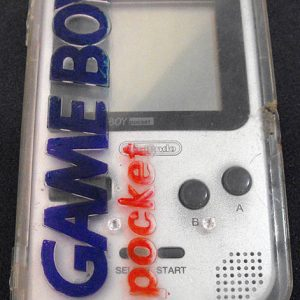 Consola Usada Nintendo Game Boy Pocket Silver + Caixa