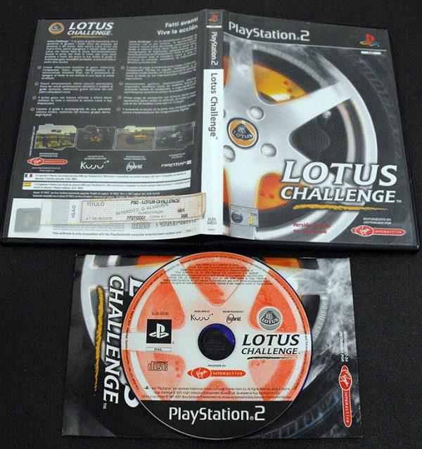 Lotus Challenge PS2