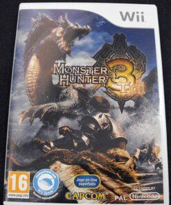 Monster Hunter Tri WII