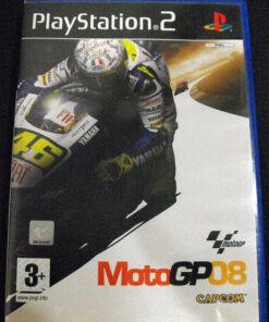 MotoGP 08 PS2
