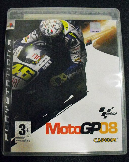 MotoGP 08 PS3