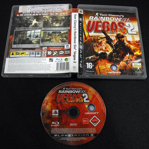 Rainbow Six: Vegas 2 PS3