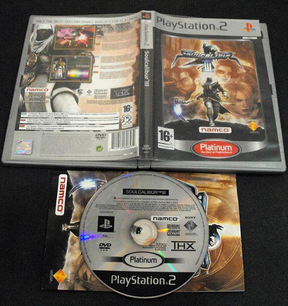 Soul Calibur III PS2