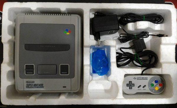 Consola Usada Super Nintendo Entertainment System - SNES