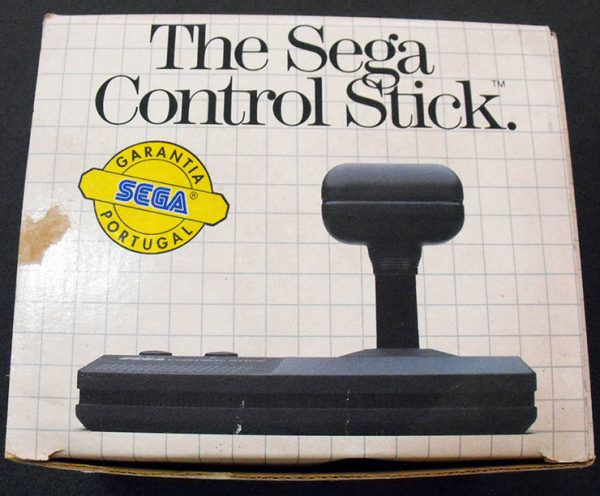 The Sega Control Stick MASTER SYSTEM