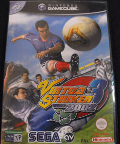 Virtua Striker 3 Ver.2002 GAMECUBE
