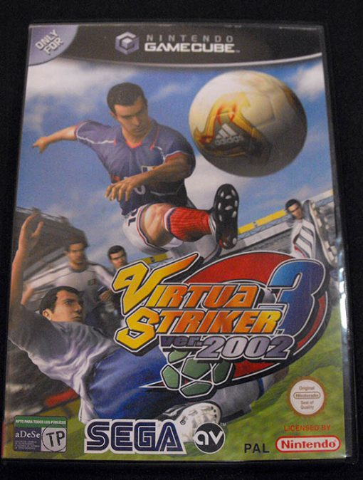 Virtua Striker 3 Ver.2002 GAMECUBE