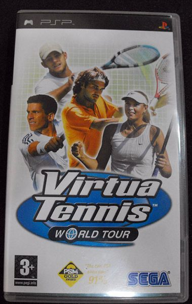 Virtua Tennis: World Tour PSP