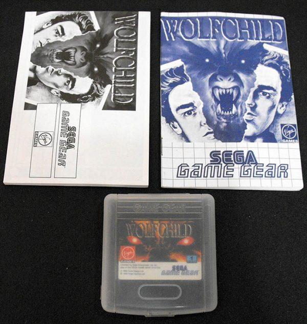Wolfchild GAME GEAR
