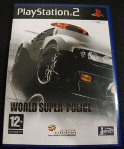 World Super Police PS2