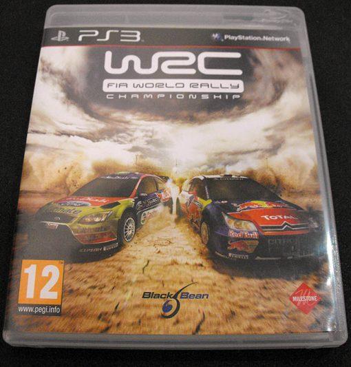 WRC PS3