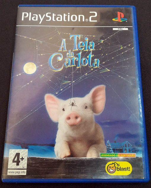 A Teia da Carlota PS2