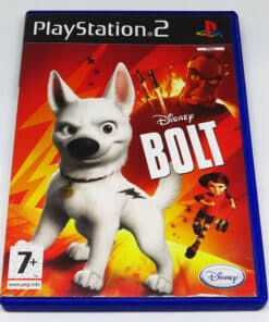 Disney Bolt PS2