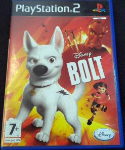 Disney Bolt PS2