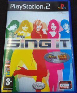 Disney Sing It PS2