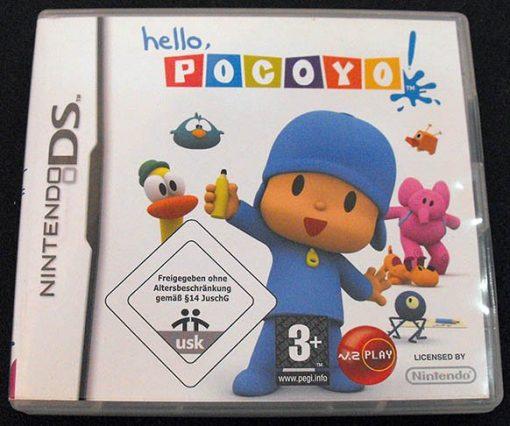 Hello Pocoyo NDS