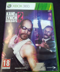 Kane & Lynch 2: Dog Days X360
