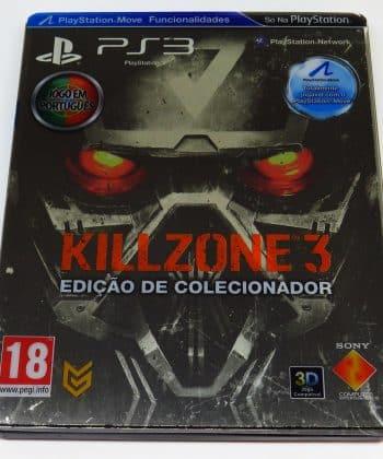 Killzone 3 - Edição de Coleccionador PS3
