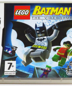 Lego Batman: The Videogame NDS