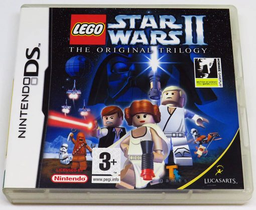 Lego Star Wars II: The Original Trilogy NDS