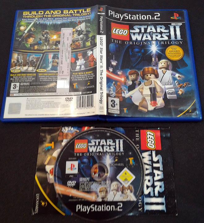 jogo lego star wars ii the original trilogy ps2