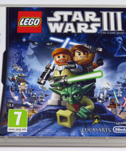 Lego Star Wars III: The Clone Wars NDS