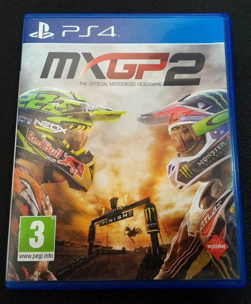 MXGP 2 PS4