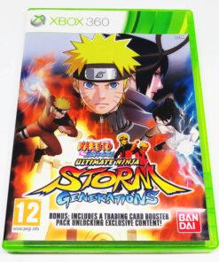 Naruto Shippuden: Ultimate Ninja Storm Generations X360