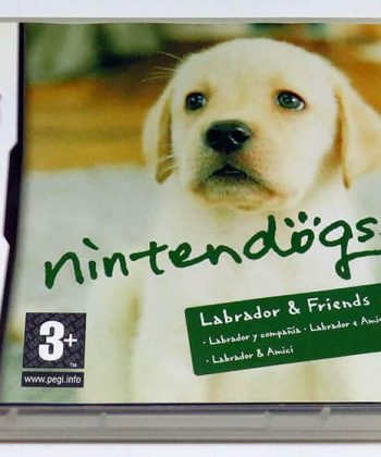 Nintendogs: Labrador & Friends NDS