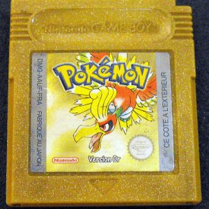 Pokémon Version Or GAME BOY
