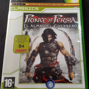 Prince of Persia: Warrior Within XBOX